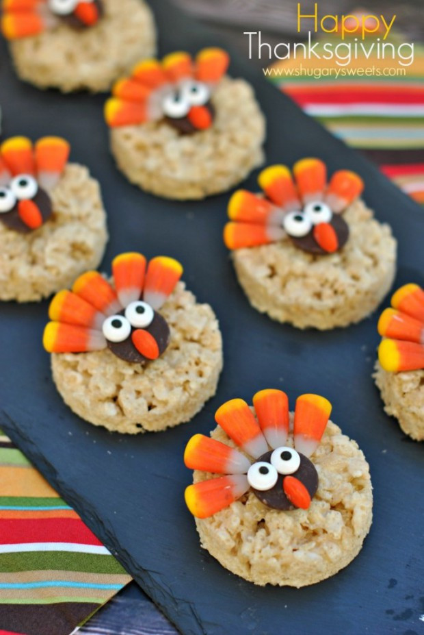 Cute Easy Thanksgiving Desserts  Festive and Tasty 15 Cute Thanksgiving Dessert Recipes