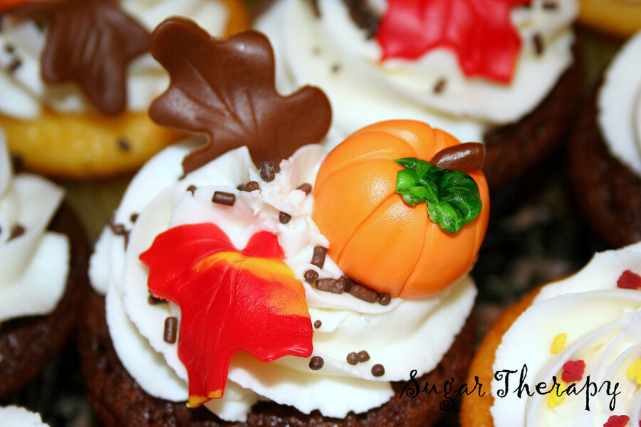 Cute Fall Desserts  55 Cute Fall & Halloween Heavenly Holiday Desserts