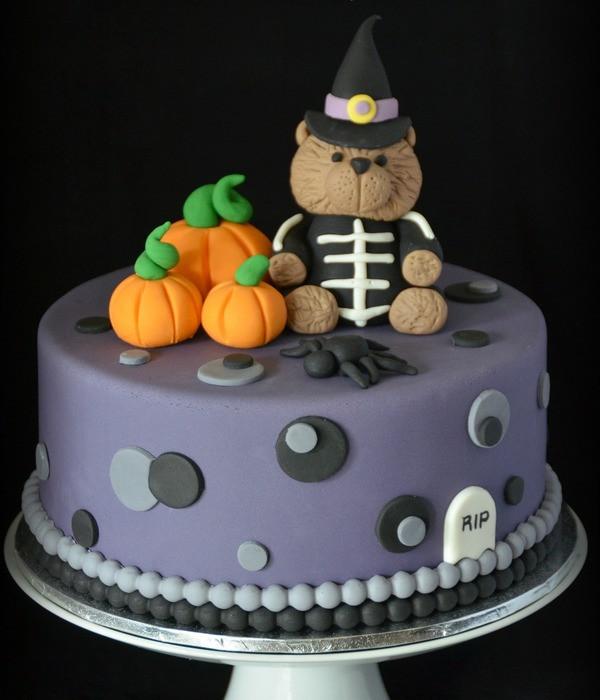 Cute Halloween Cakes  Halloween cakes s