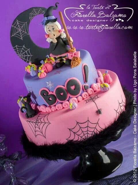 Cute Halloween Cakes  Pinterest • The world's catalog of ideas