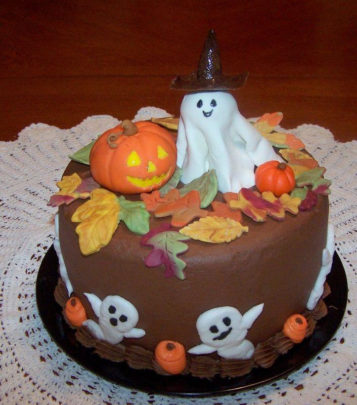 Cute Halloween Cakes  Valentine e Halloween Cakes