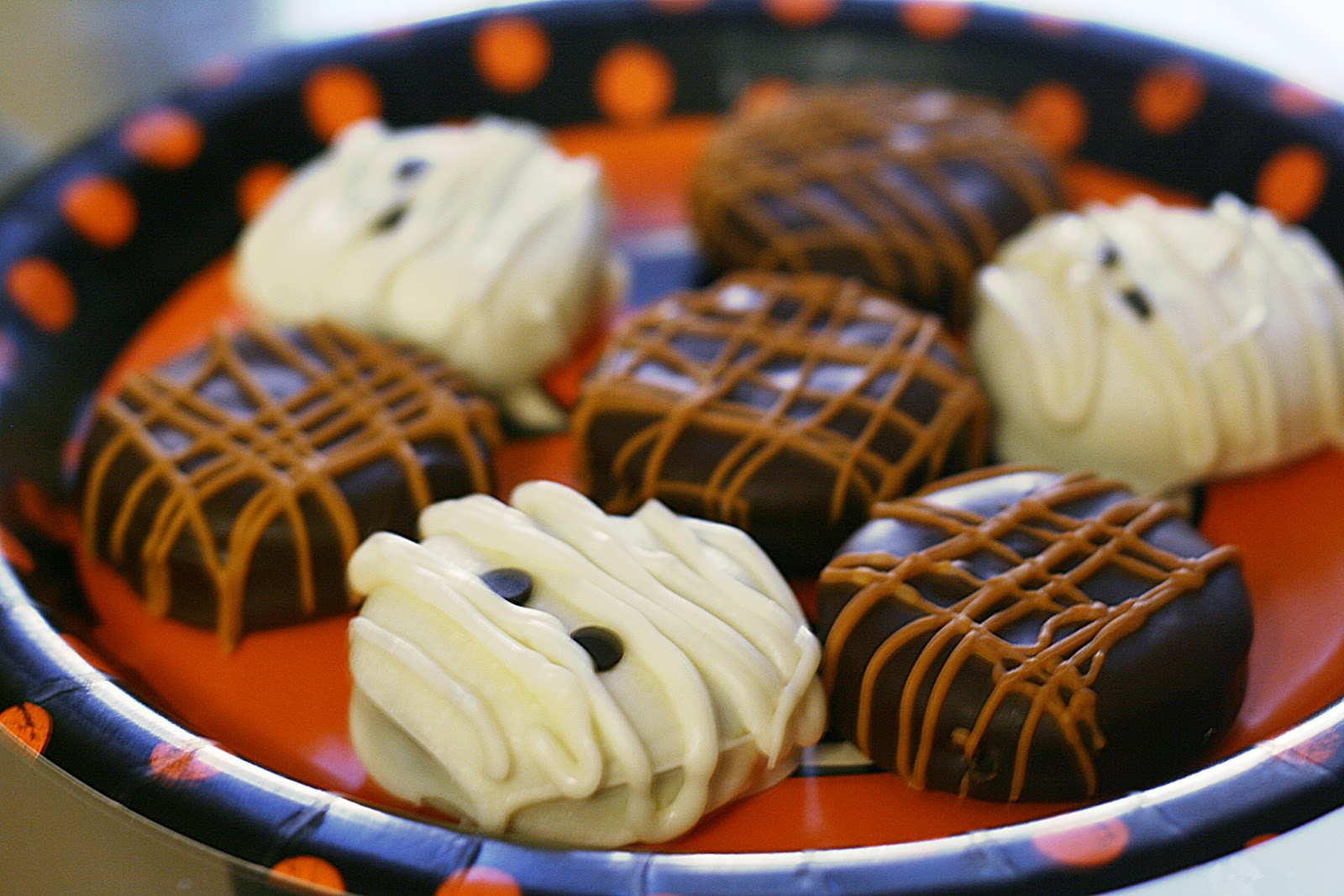 Cute Halloween Cookies  jessica and todd s family blog Cute Halloween Cookies
