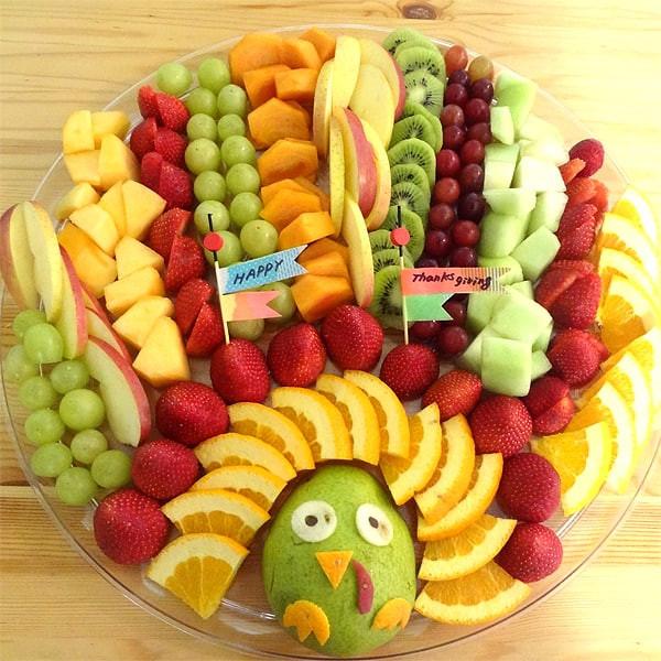 Cute Thanksgiving Appetizers  hello Wonderful 15 SCRUMPTIOUS KID FRIENDLY