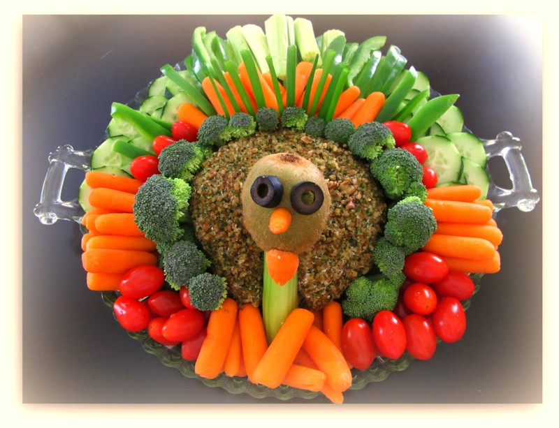 Cute Thanksgiving Appetizers  Festive CafeMom