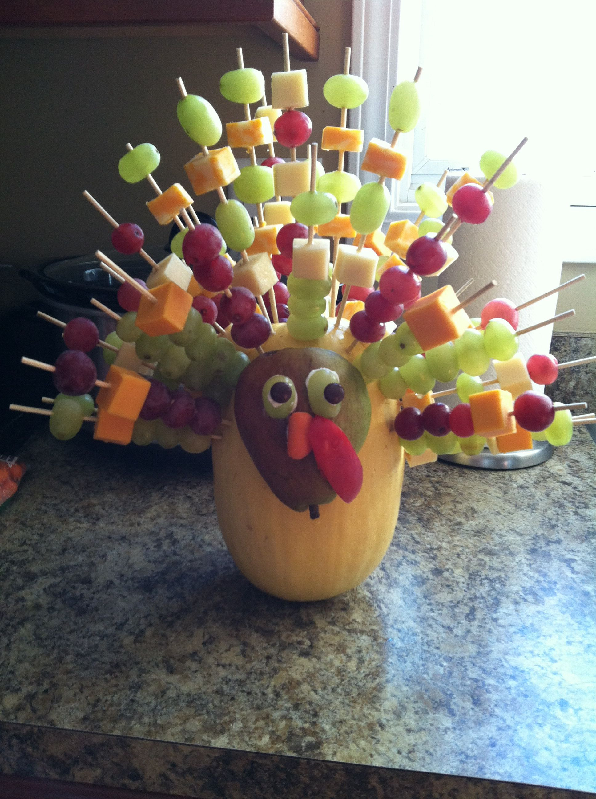 Cute Thanksgiving Appetizers  Cute thanksgiving appetizer