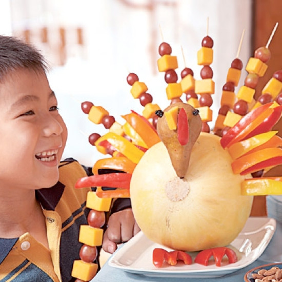 Cute Thanksgiving Appetizers  50 Cute Thanksgiving Treats For Kids