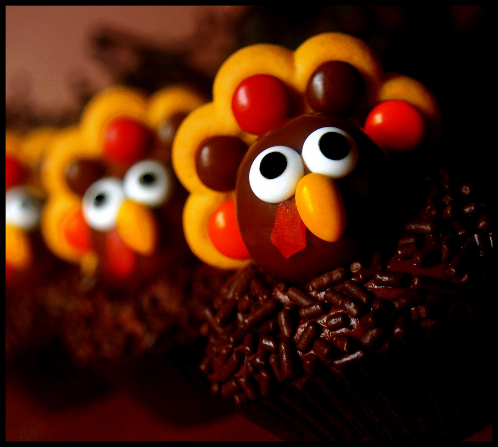 Cute Thanksgiving Turkey  Cute Food For Kids 30 Edible Turkey Craft Ideas for