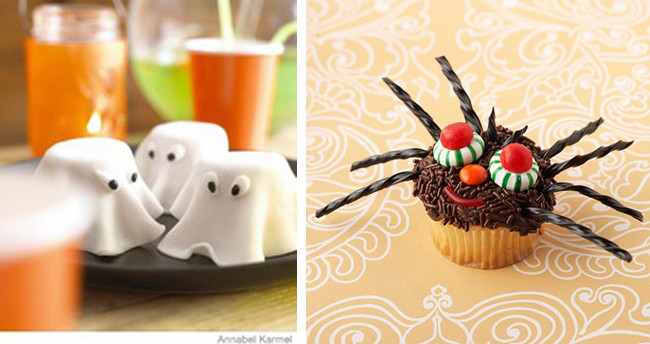 Cutest Halloween Desserts  Halloween Ideas DC in Style