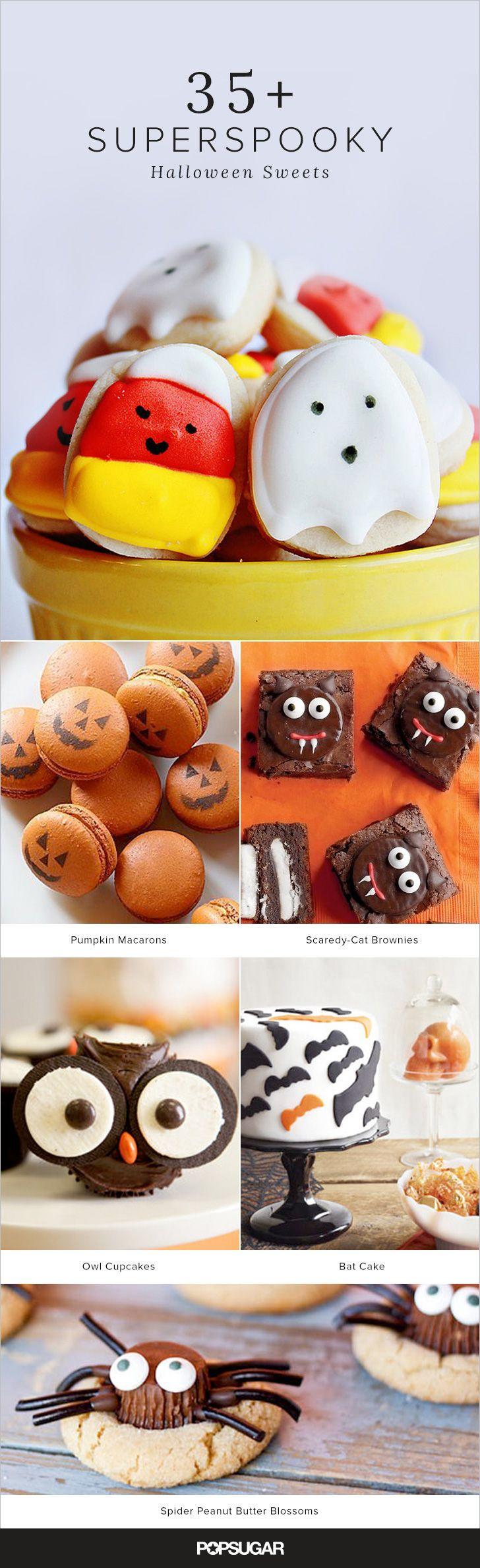 Cutest Halloween Desserts  3823 best Awesome Party Ideas images on Pinterest