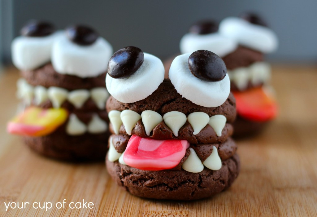 Cutest Halloween Desserts  9 Frighteningly Cute Ways to Dress Up Your Halloween