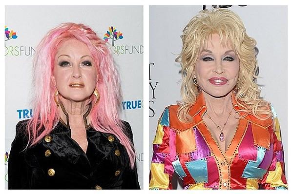 Cyndi Lauper Hard Candy Christmas  Cyndi Lauper Covers Dolly Parton s Hard Candy Christmas