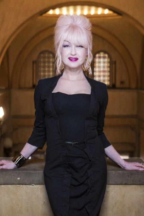 Cyndi Lauper Hard Candy Christmas  Hear Cyndi Lauper Cover Dolly Parton s Hard Candy