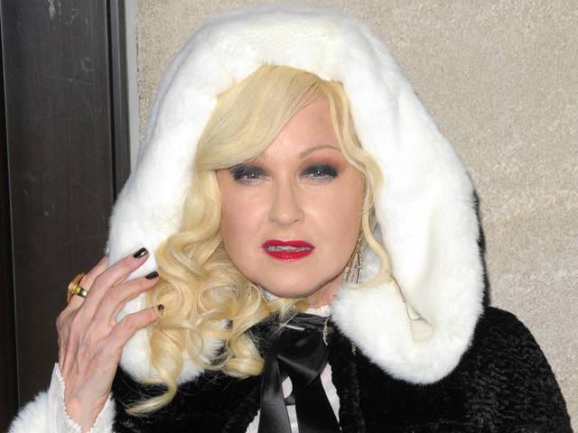Cyndi Lauper Hard Candy Christmas  New Single Hard Candy Christmas – Cyndi Lauper New