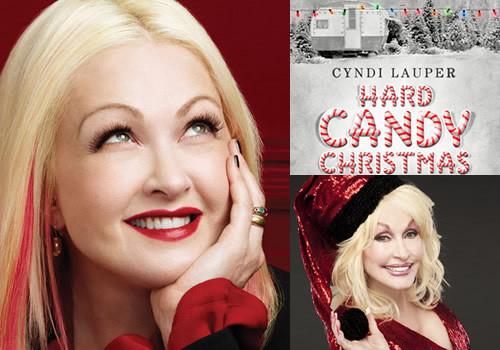 Cyndi Lauper Hard Candy Christmas  Hard Candy Christmas