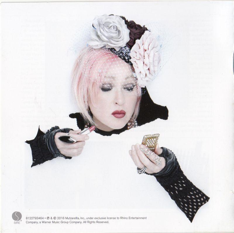Cyndi Lauper Hard Candy Christmas  CD Album Cyndi Lauper Detour Sire Australia