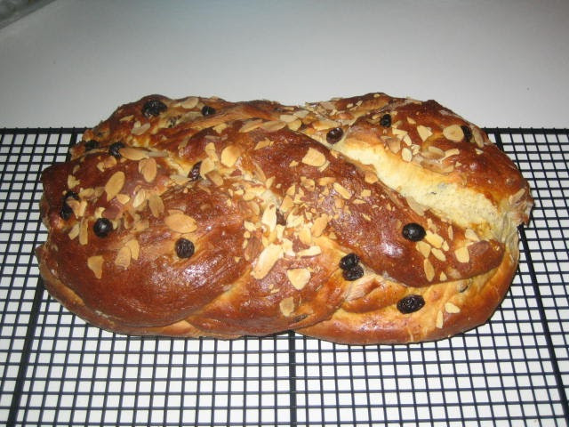 Czech Christmas Bread  Czech Christmas Bread My Favorite Czech Recipes