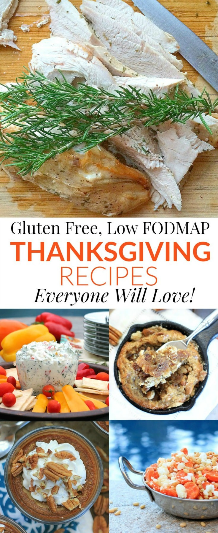 Dairy Free Thanksgiving Recipes  Gluten Free Low FODMAP Thanksgiving Recipes Everyone Will