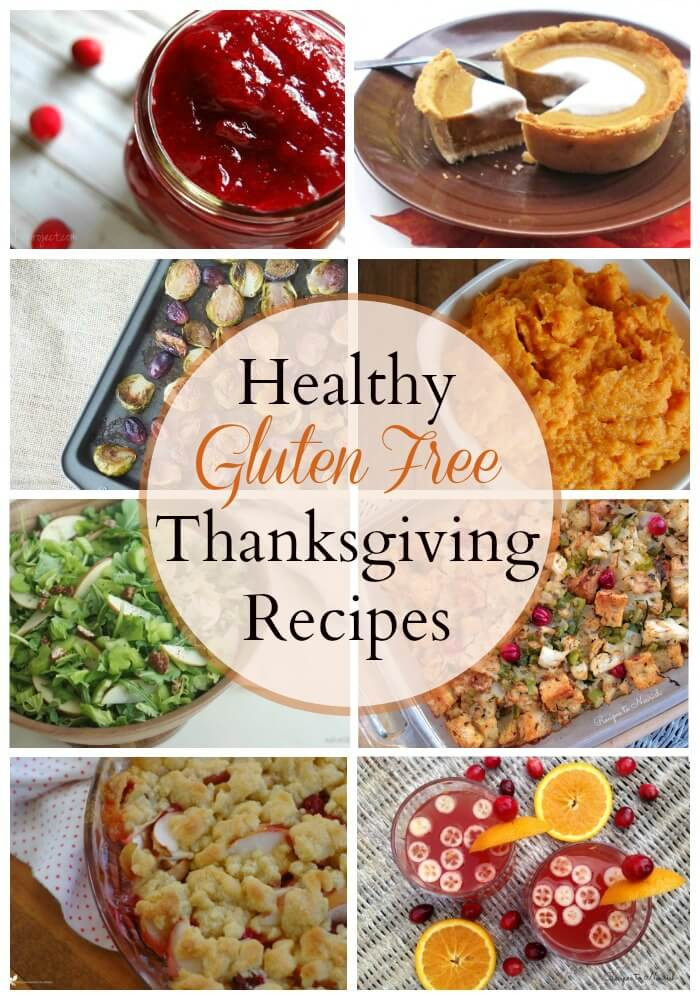 Dairy Free Thanksgiving Recipes  gluten free thanksgiving recipes