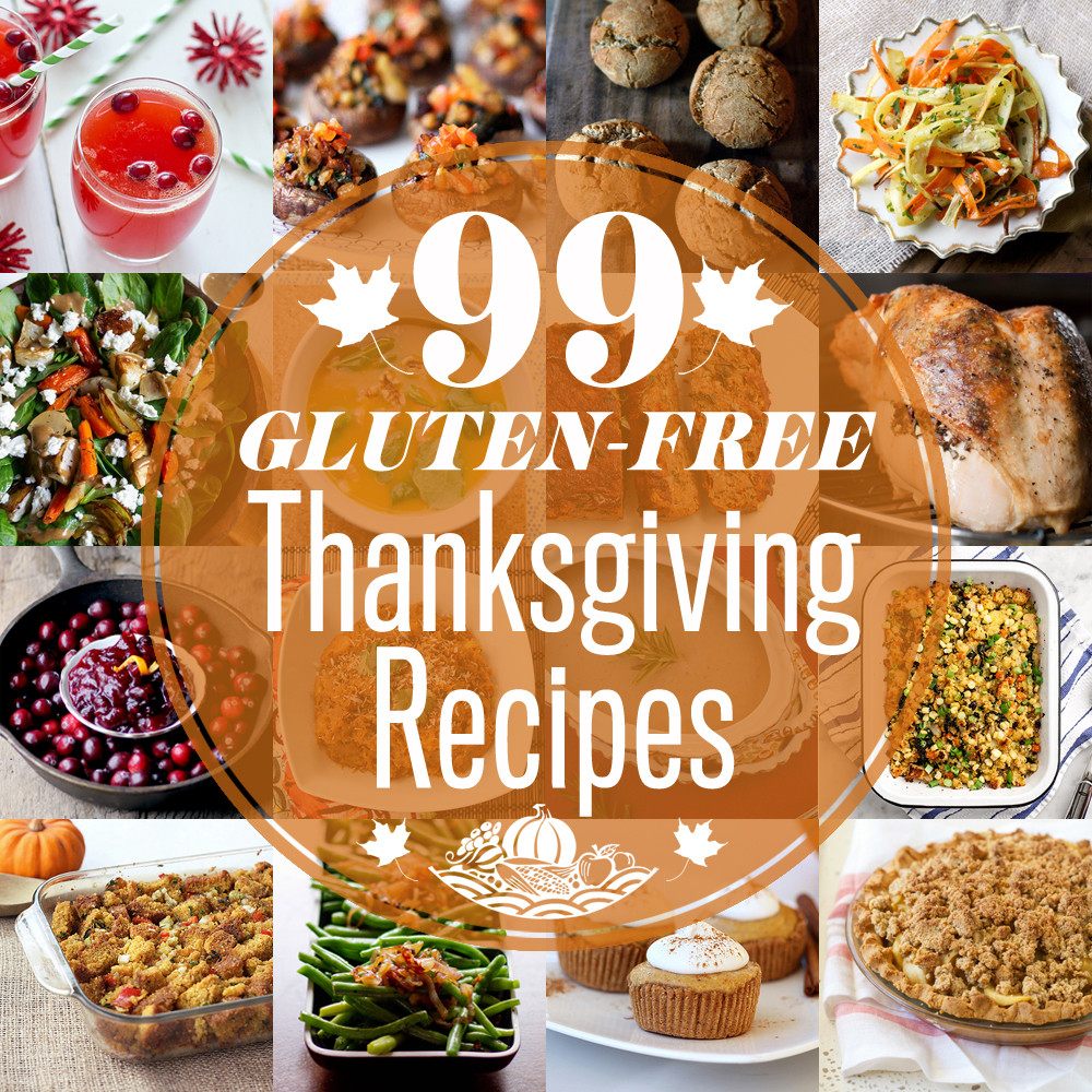 Dairy Free Thanksgiving Recipes  99 Gluten free Thanksgiving Recipes