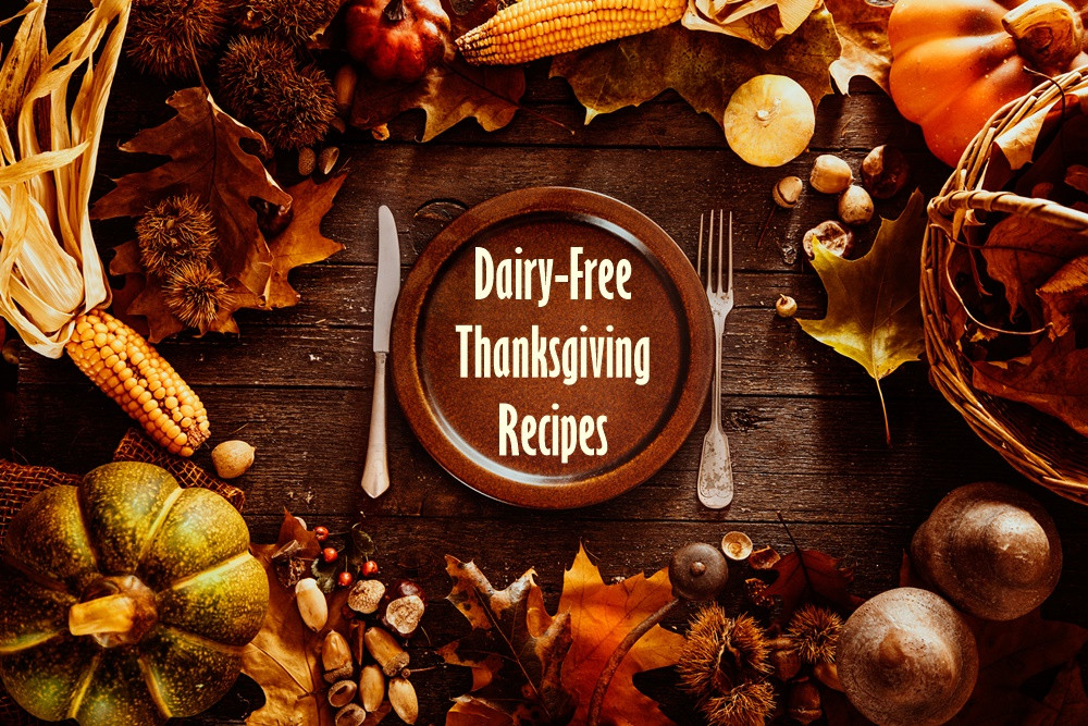 Dairy Free Thanksgiving Recipes  The Biggest Gathering of Dairy Free Thanksgiving Recipes