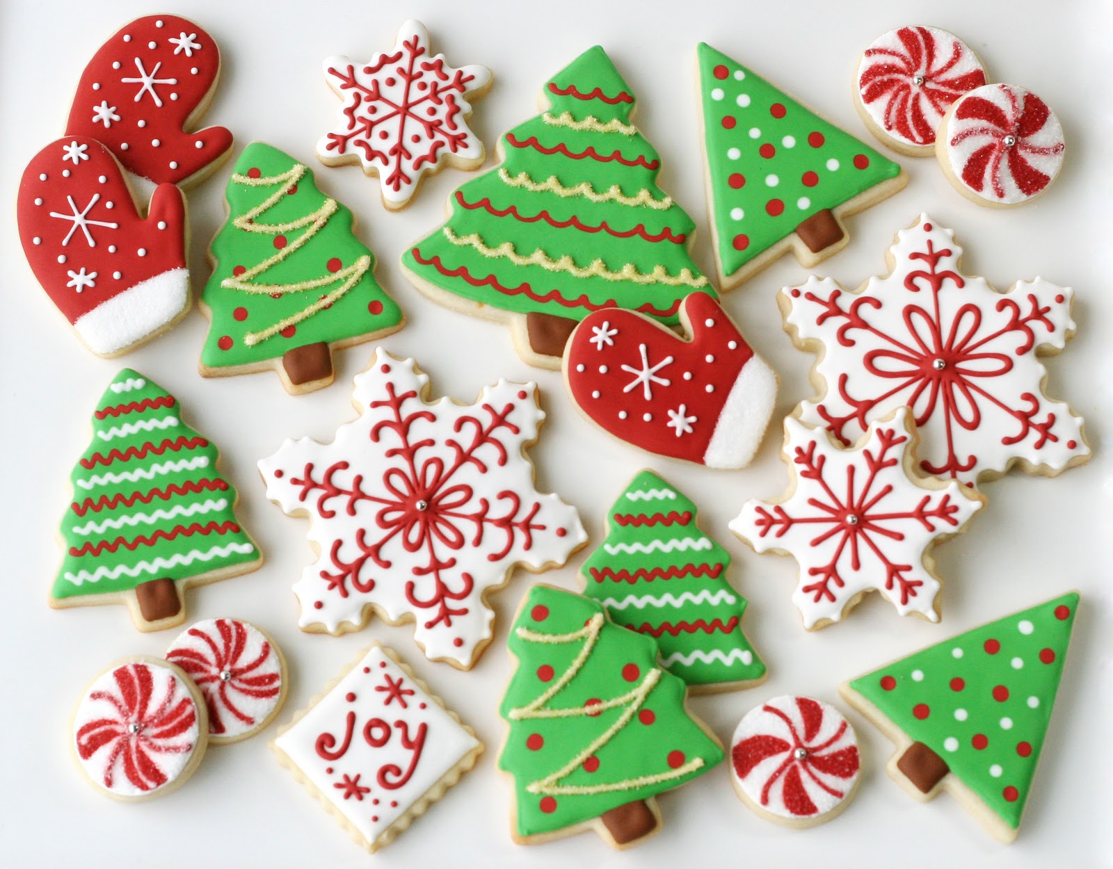 Decorated Christmas Cookies Recipes  Christmas Cookies and Cute Packaging – Glorious Treats