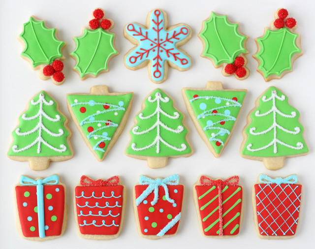 Decorating Christmas Cookies  Decorated Christmas Cookies – Glorious Treats