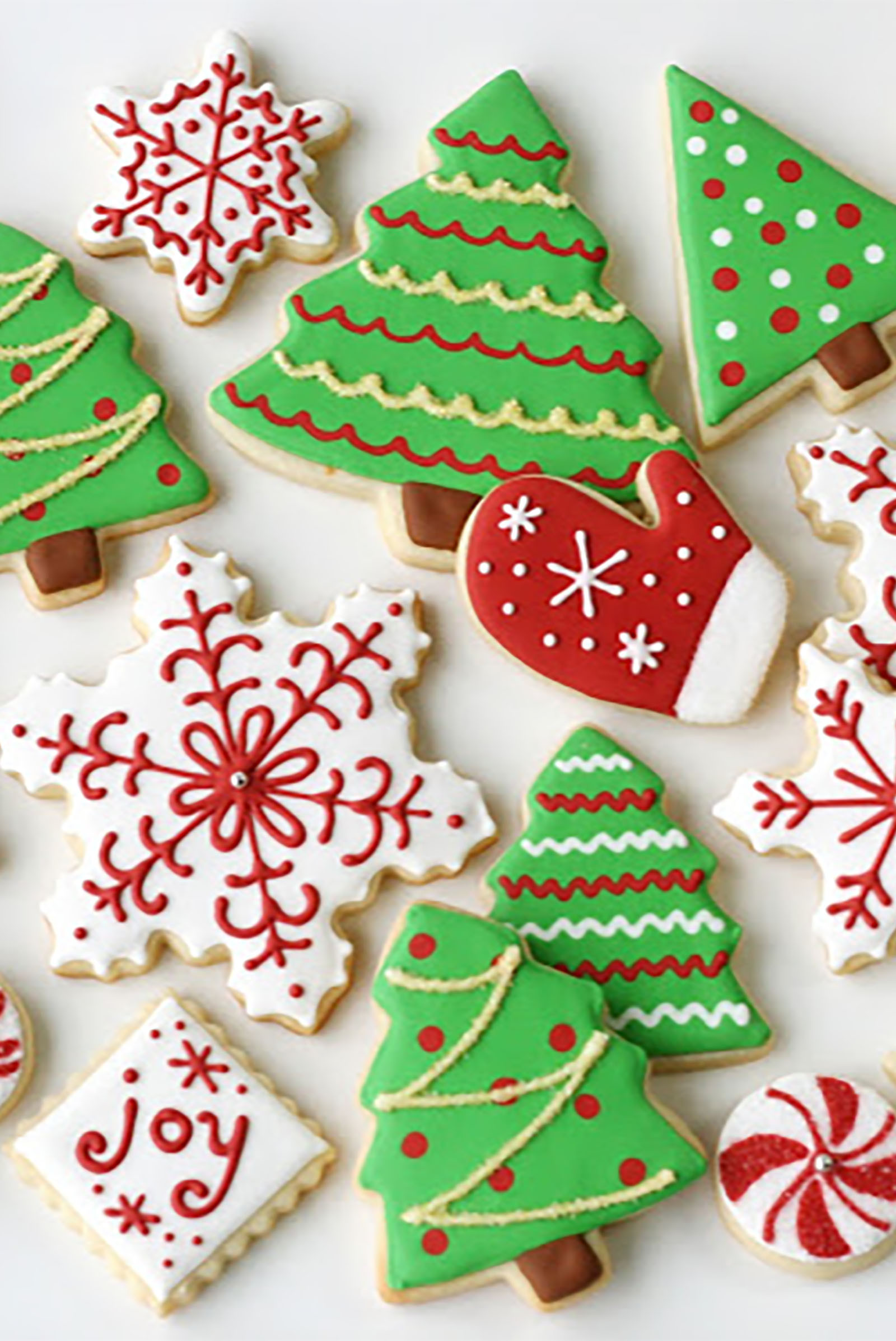 Decorating Christmas Cookies  Ideas How To Decorate Christmas Cookies