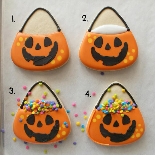 Decorating Halloween Cookies  Halloween Sugar Cookie Decorating Ideas Southern Living