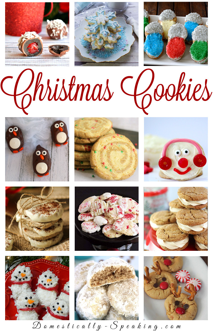 Delicious Christmas Cookies  Inspire Me Monday 90 My Un mon Slice of Suburbia