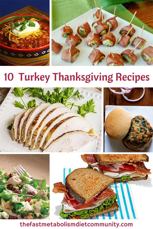Delicious Turkey Recipes For Thanksgiving  Exclusive 10 Delicious Turkey Thanksgiving Recipes