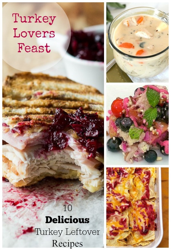 Delicious Turkey Recipes For Thanksgiving  Easy Roast Turkey Breast 10 Delicious Turkey Leftover