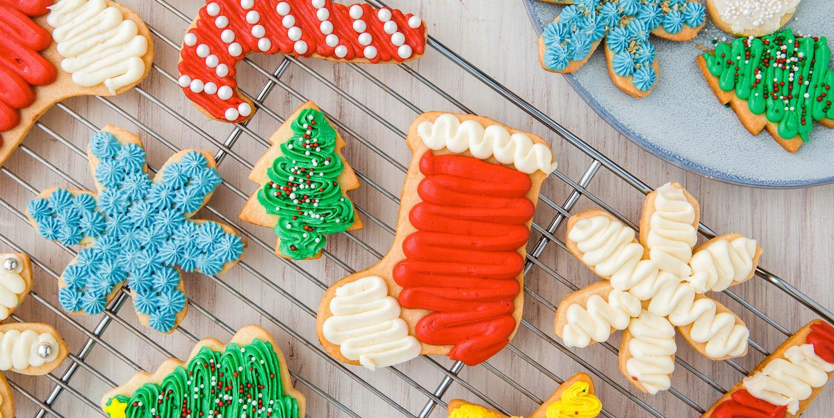 Delish Christmas Cookies  60 Easy Christmas Cookies Best Recipes for Holiday