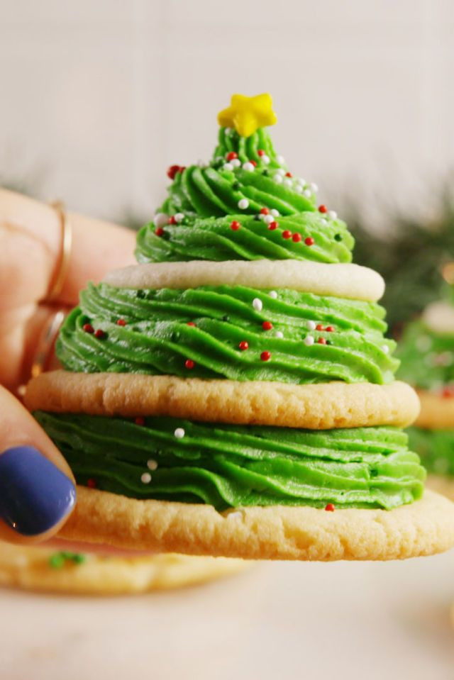 Delish Christmas Cookies  80 Easy Christmas Cookies Best Recipes for Holiday