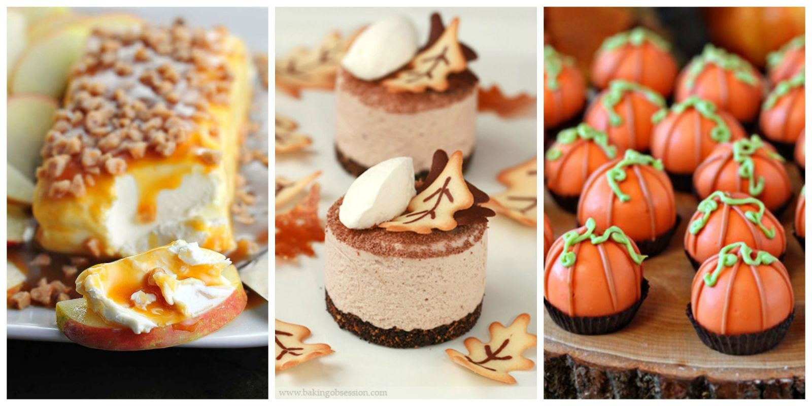 Desserts For Fall  35 Easy Fall Dessert Recipes Best Treats for Autumn Parties