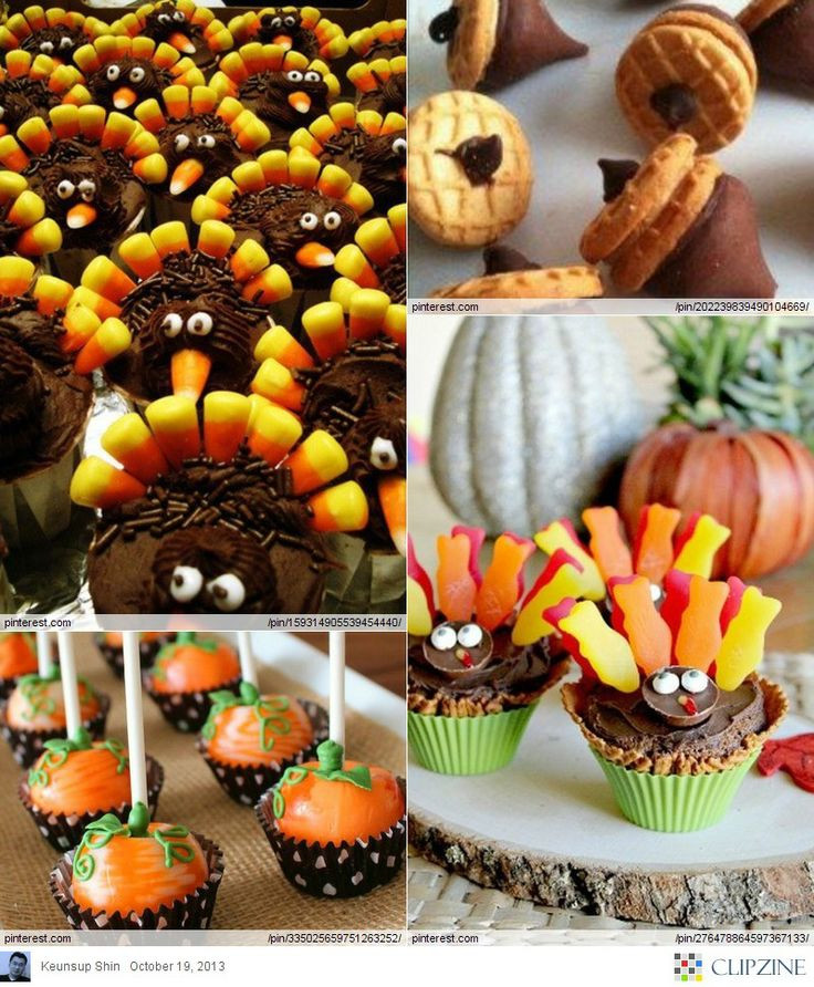 Desserts For Thanksgiving  Thanksgiving dessert Ideas from clipzene thanksgiving