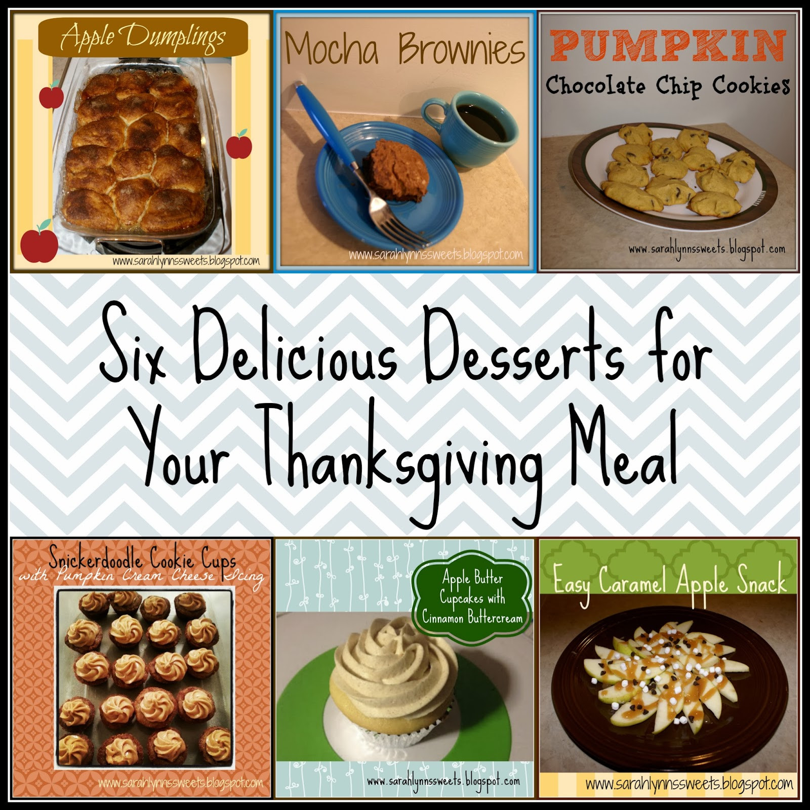 Desserts For Thanksgiving Dinner  Ideas for Thanksgiving 5 Desserts for Your Dinner
