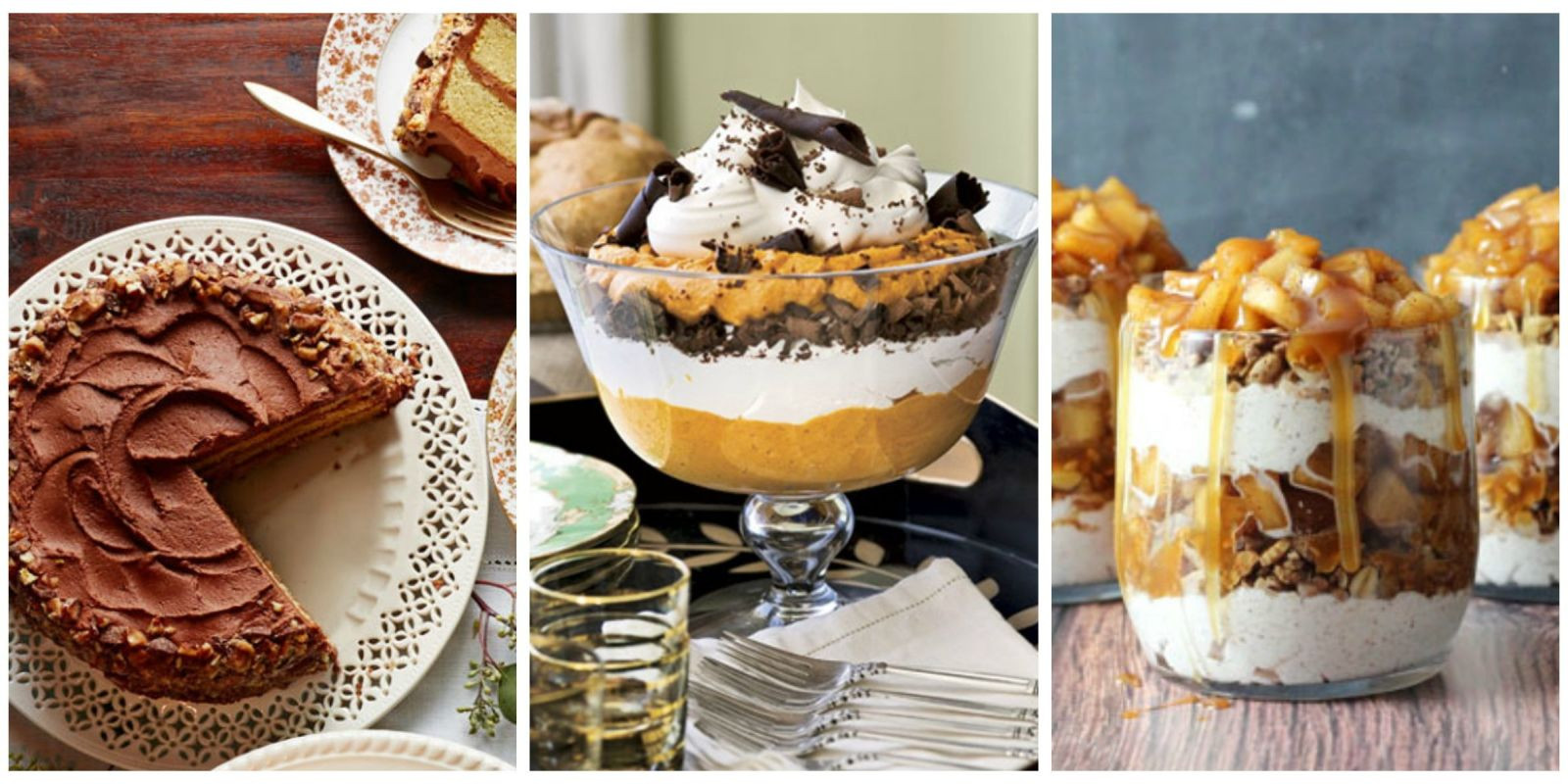 Desserts For Thanksgiving  40 Easy Thanksgiving Desserts Recipes Best Ideas for