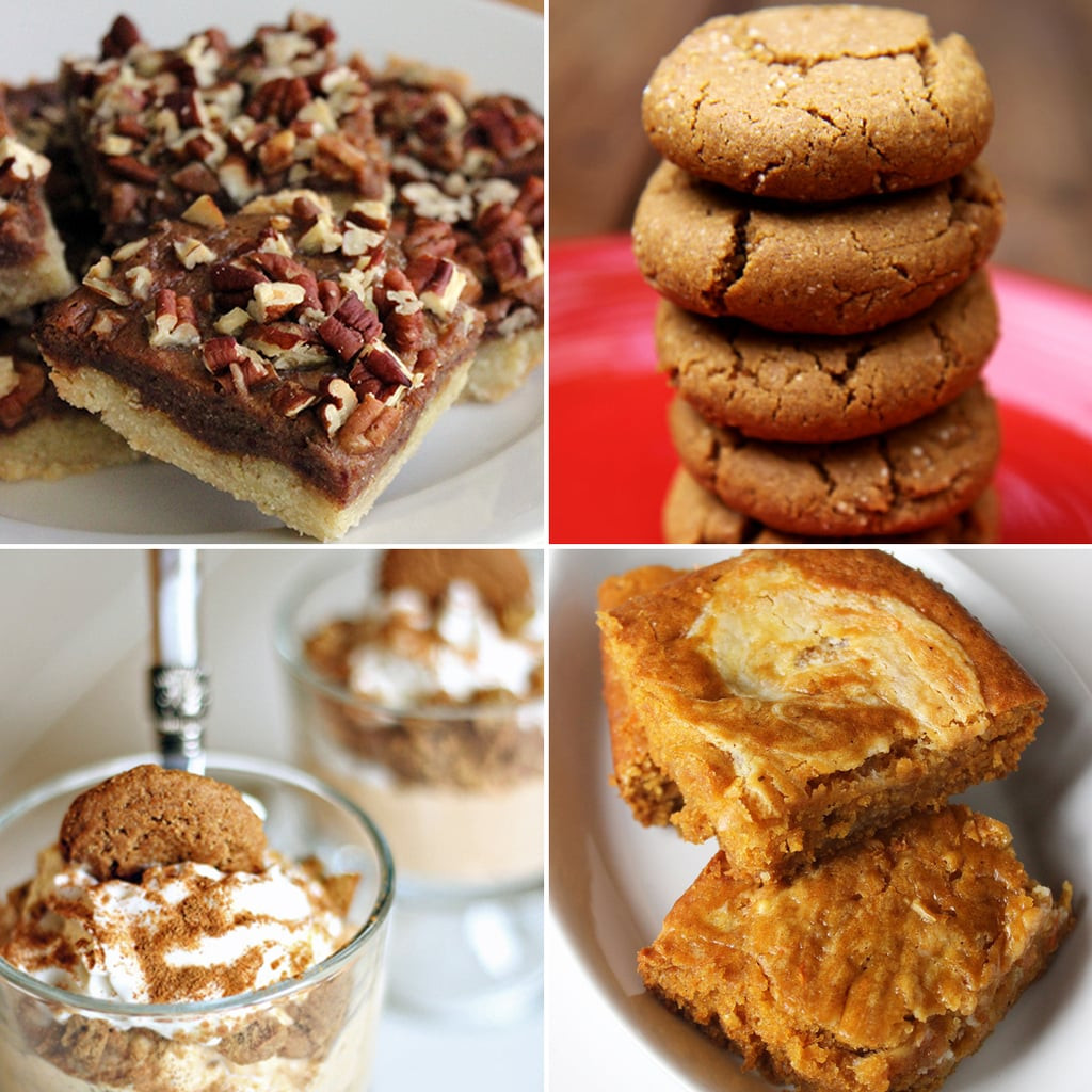 Desserts For Thanksgiving  Healthy Thanksgiving Dessert Recipes