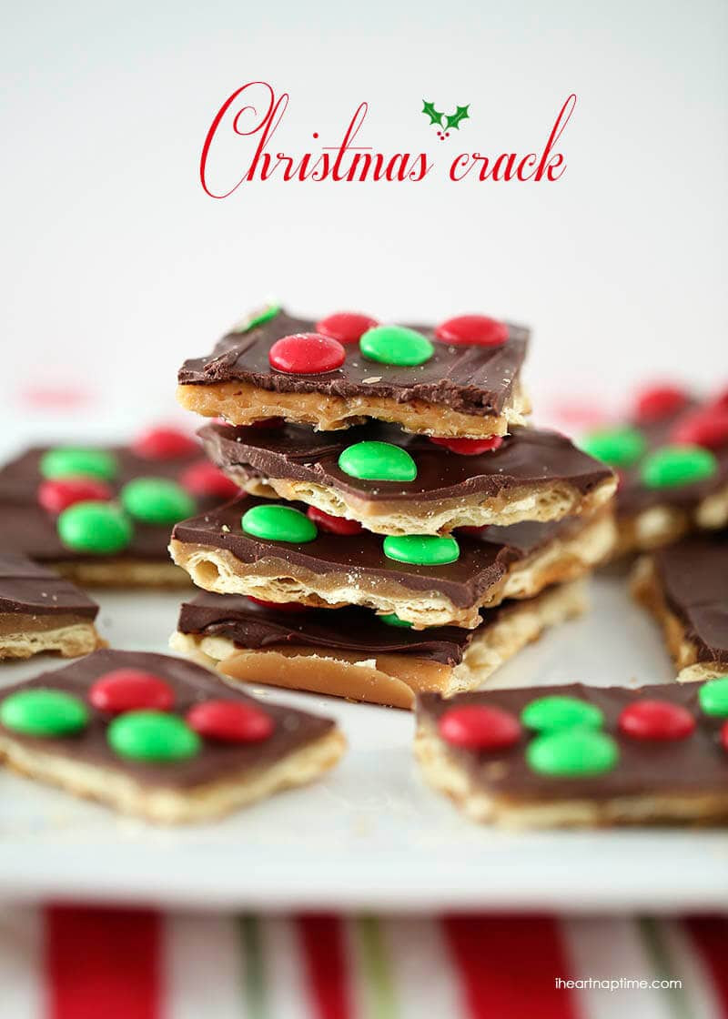 Desserts To Make For Christmas  50 BEST Holiday Desserts I Heart Nap Time
