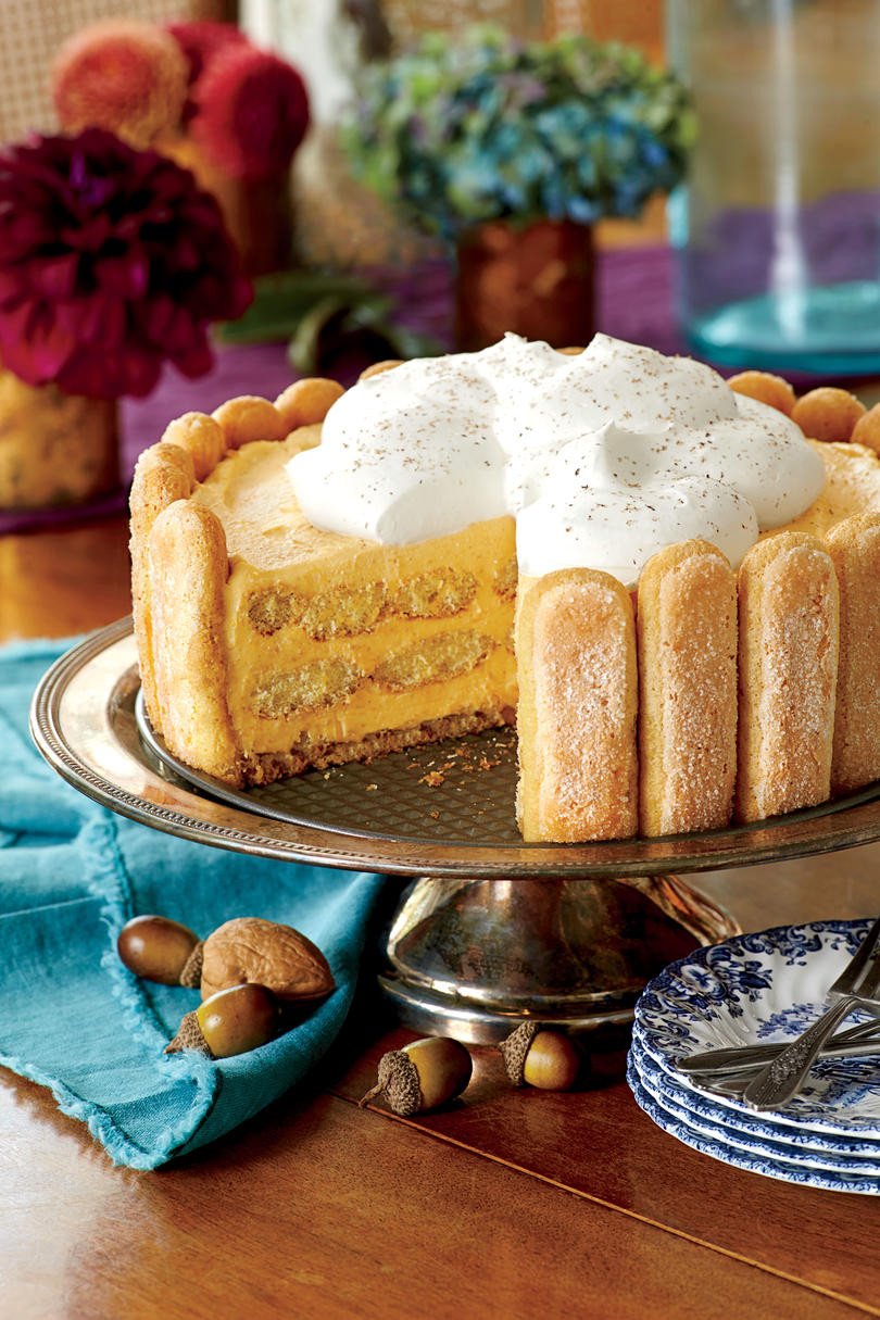 Desserts To Make For Thanksgiving  Splurge Worthy Thanksgiving Dessert Recipes Southern Living