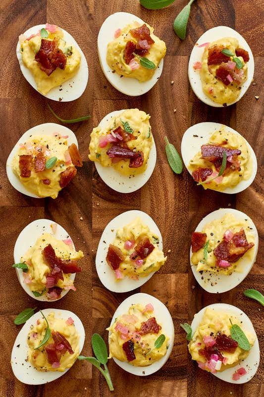 Deviled Eggs For Thanksgiving  Thanksgiving Recipes You Can Make Ahead