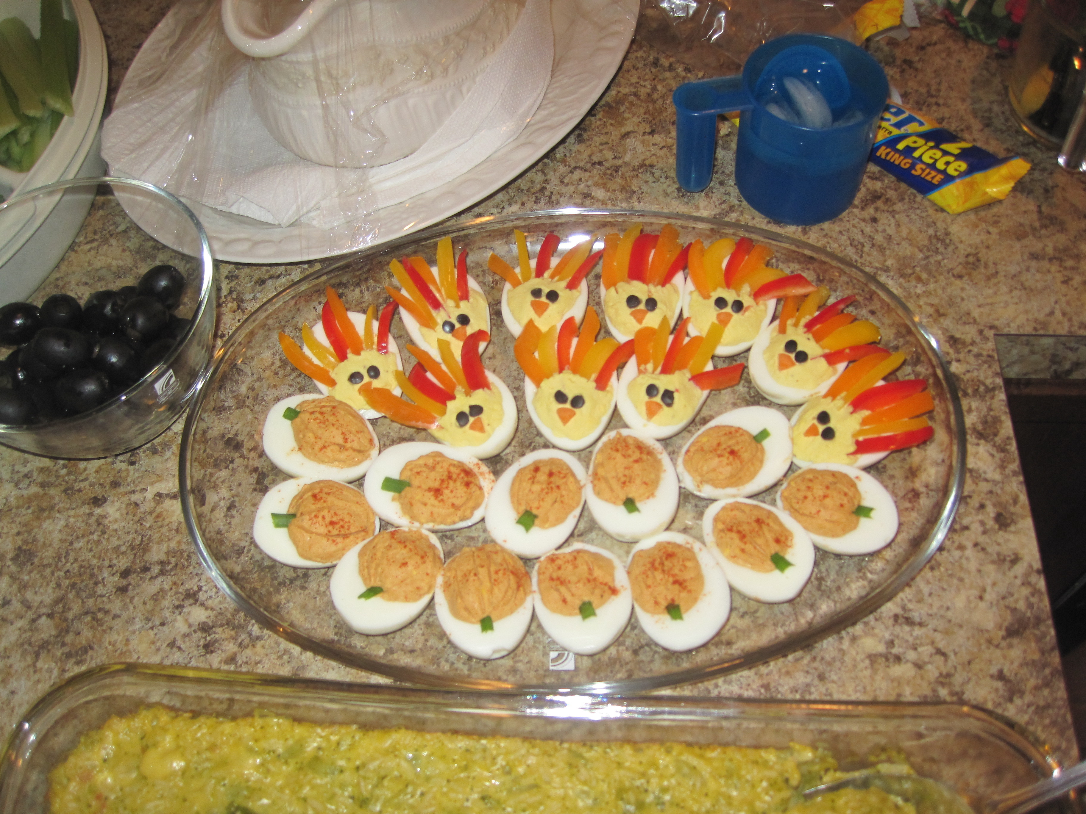 Deviled Eggs Thanksgiving  It's a Long e – the nelson network