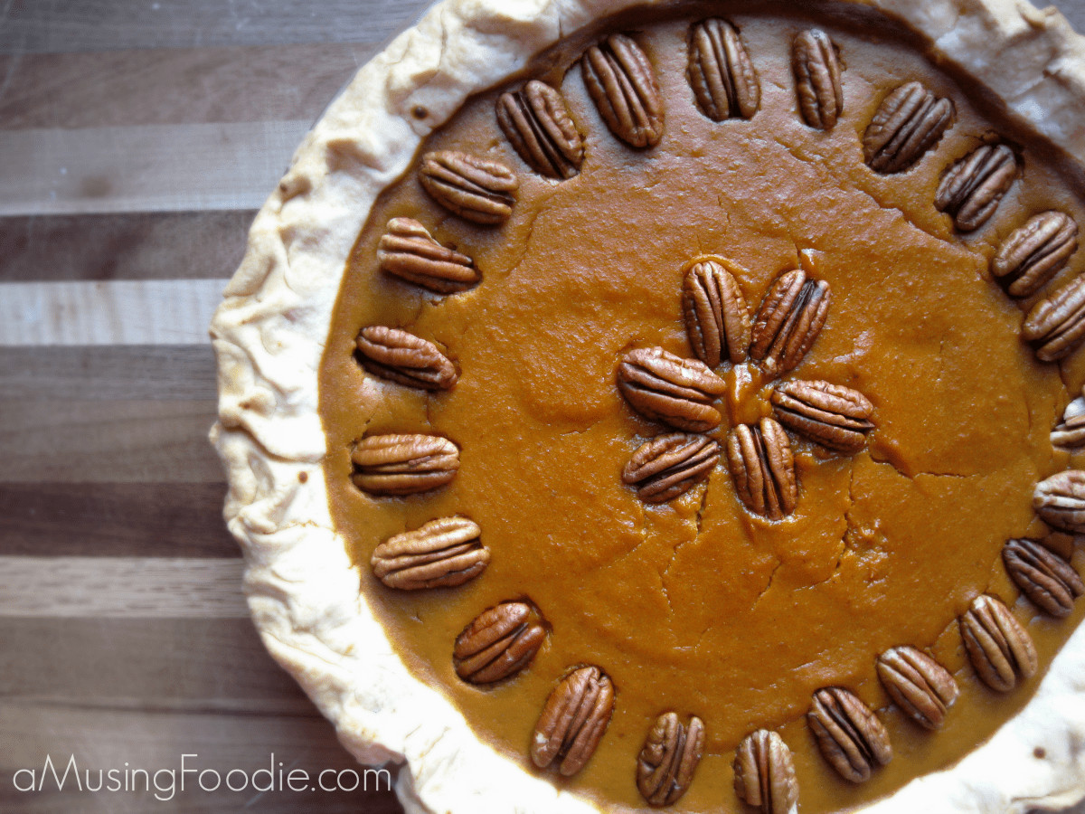 Diabetic Thanksgiving Dessert Recipes  Diabetic Friendly Pumpkin Pie a Musing Foo