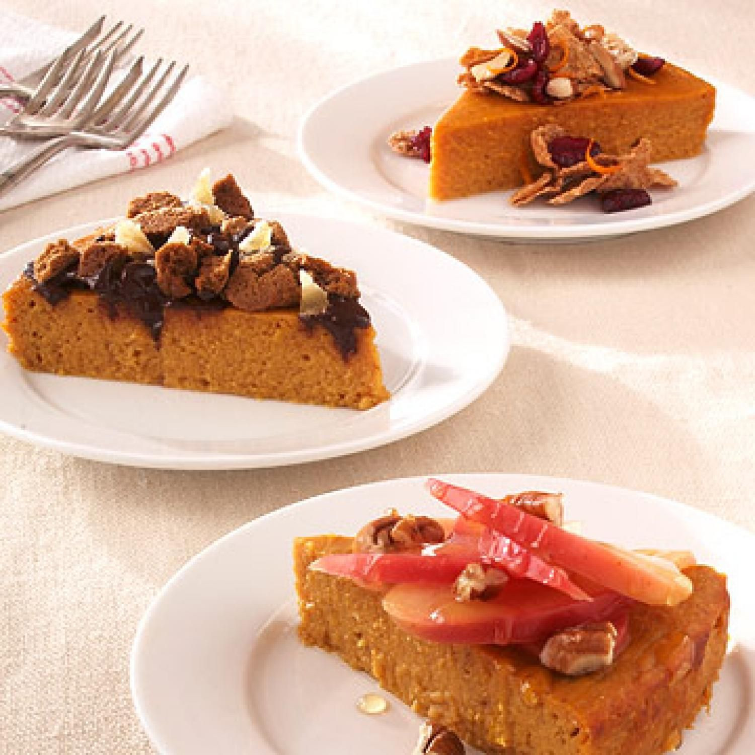 Diabetic Thanksgiving Dessert Recipes  Diabetic Pumpkin Dessert Recipes