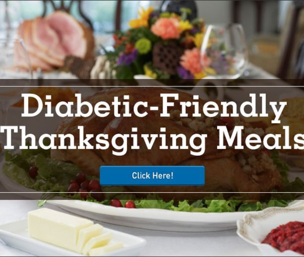 Diabetic Thanksgiving Recipes  Diabetic Friendly Thanksgiving Recipes