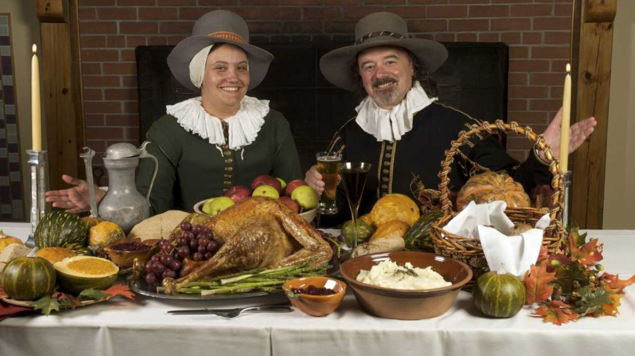 Did The Pilgrims Eat Turkey On Thanksgiving  A Plimoth Plantation Thanksgiving