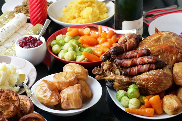 Different Christmas Dinners  Christmas Recipes goodtoknow