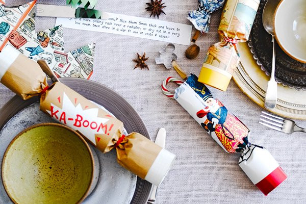 Diy Christmas Crackers  5 creative DIY decor and t ideas to try this Christmas