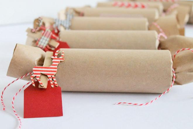 Diy Christmas Crackers  12 easy DIY bon bons for a festive feast