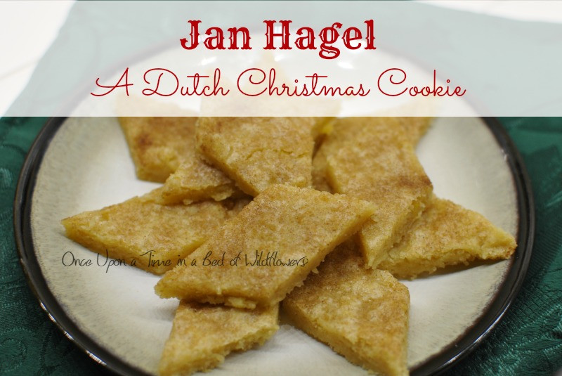 Dutch Christmas Cookies  Jan Hagel A Dutch Christmas Cookie – ce Upon a Time in